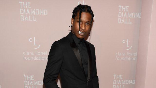 Suecia quiere detener al rapero A$AP Rocky por pelea