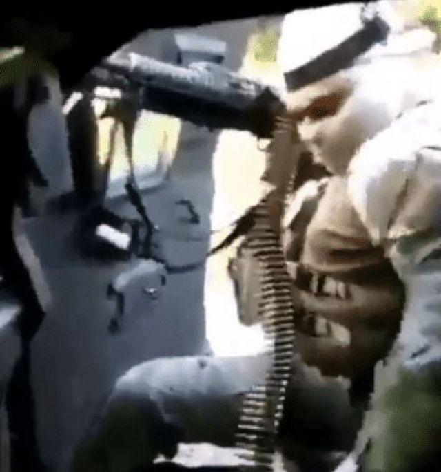 Grupo armado desata balacera en Tepalcatepec, Michoacán